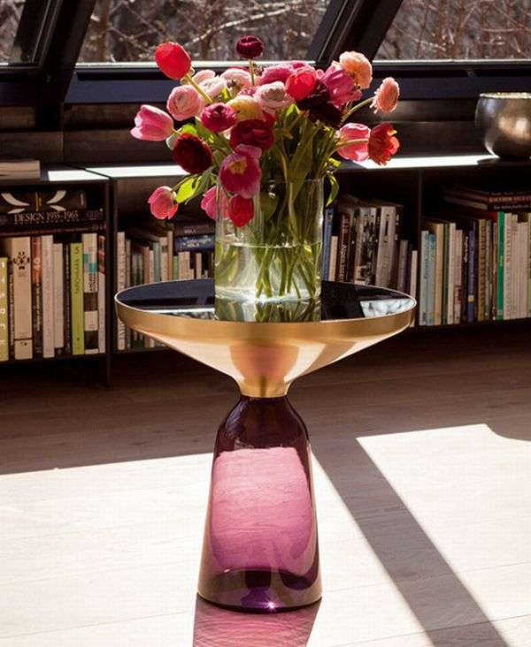 Classicon Glass Bell Tables 3