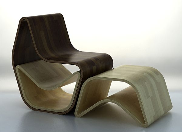 GVAL-Chair-multifunctional-plywood-chair-design