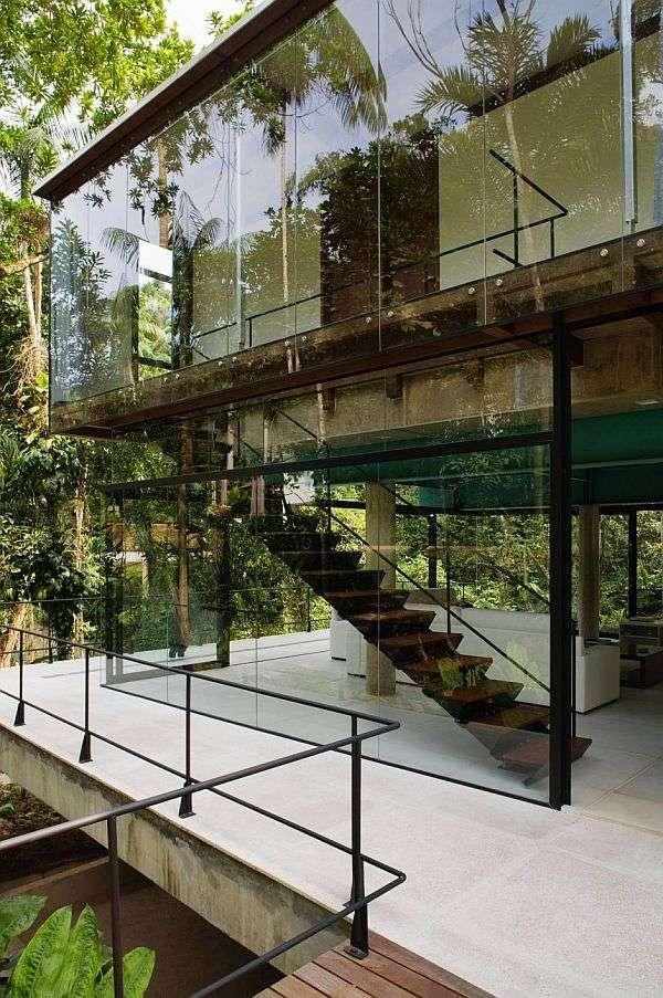 Brazil modern summer house 6