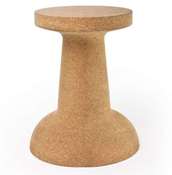 Pushpin Cork Stool by Kenyon Yeh 4