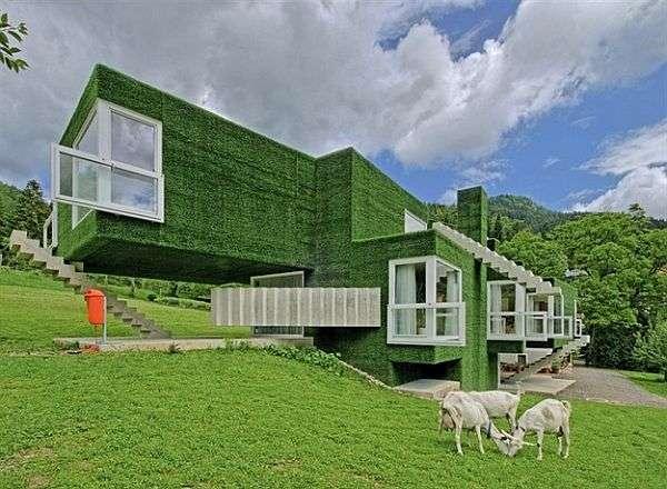 grass facade building 4
