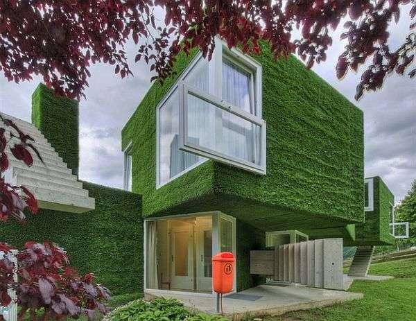 grass facade building 5