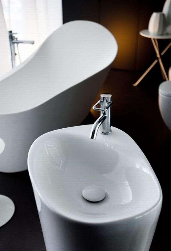 organic bathroom collection Palomba Laufen 3