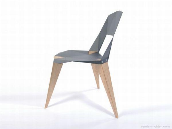 Pythagoras chairs by Sander Mulder 3