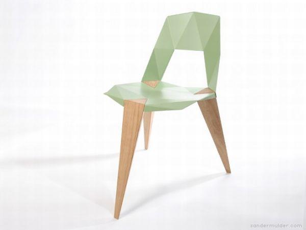 Pythagoras chairs by Sander Mulder 4