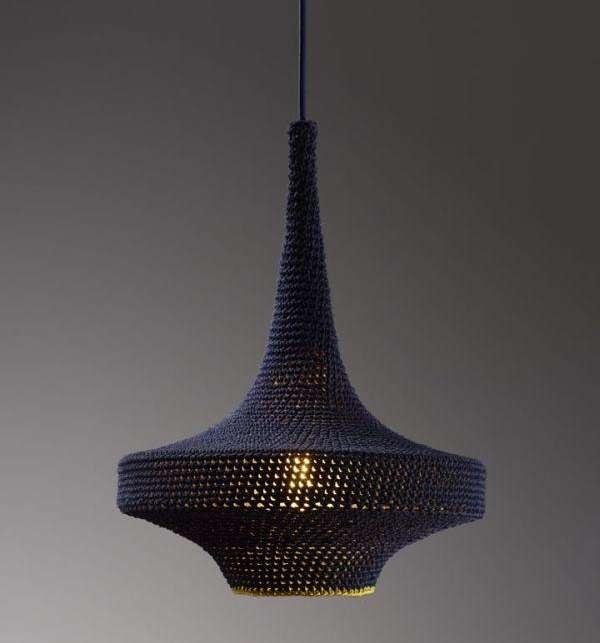 Naomi Paul textiles lamp 3