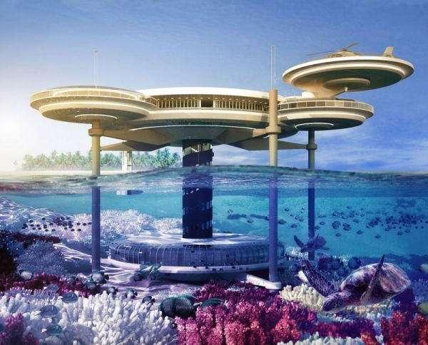 Water Discus Hotel Dubai