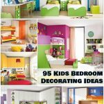 95 Kids Bedroom Decorating Ideas
