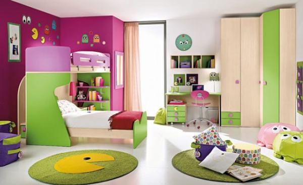 Kids bedroom decorating ideas