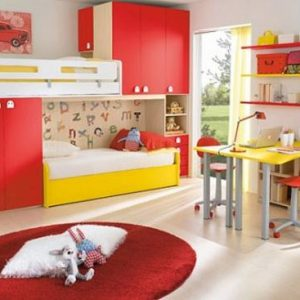 Kids bedroom decorating ideas 12