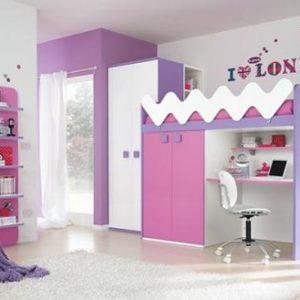 Kids bedroom decorating ideas 23