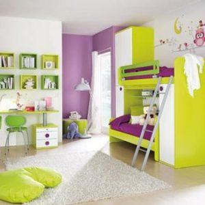 Kids bedroom decorating ideas 26