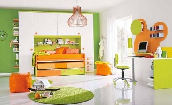 Kids bedroom decorating ideas