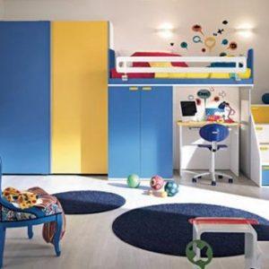 Kids bedroom decorating ideas 74