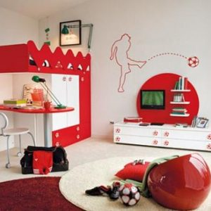Kids bedroom decorating ideas 75