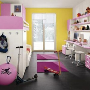 Kids bedroom decorating ideas 76