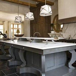 Kitchen Island Design Ideas 24
