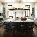 Kitchen Island Design Ideas 32