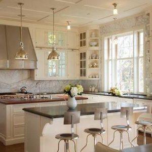 Kitchen Island Design Ideas 33