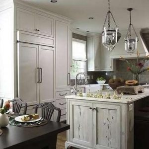 Kitchen Island Design Ideas 40