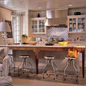 Kitchen Island Design Ideas 42