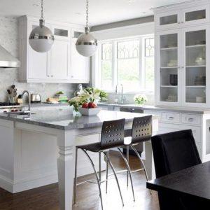 Kitchen Island Design Ideas 55