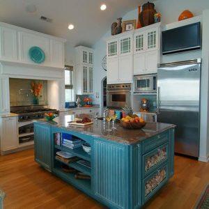 Kitchen Island Design Ideas 73
