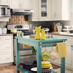 Kitchen Island Design Ideas 96