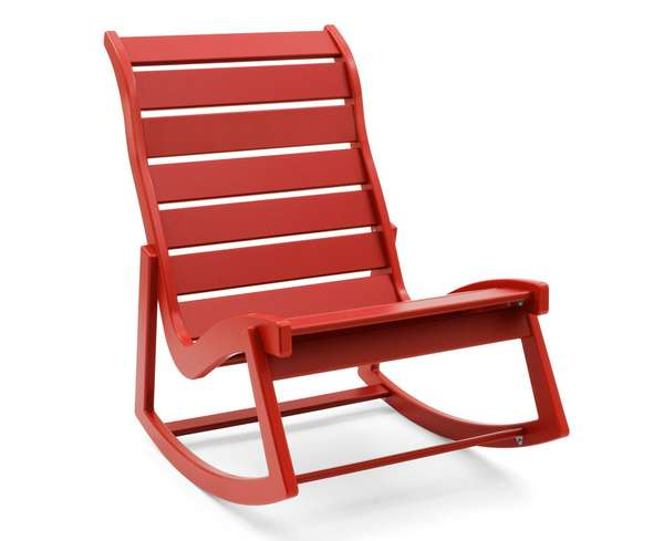 Rapson Highback Rocker by Loll Designs