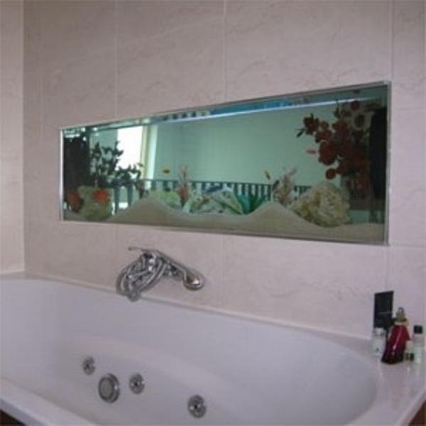 In built fishtank design joy studio design gallery for Fish tank built into wall