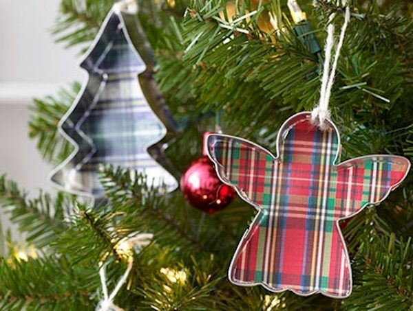 DIY Christmas Ornaments Cookie Cutter